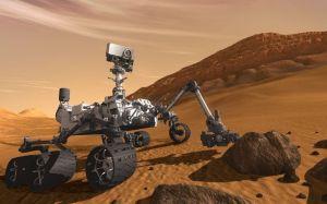 MSL, Curiosity Mars Rover