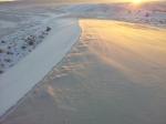 White Sands, morning Dec 27, 2011