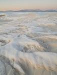 White Sands - white snow on white dunes. Picture credit: Artem Vovk