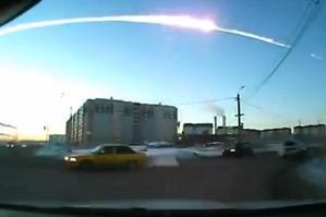 Russian meteorite image