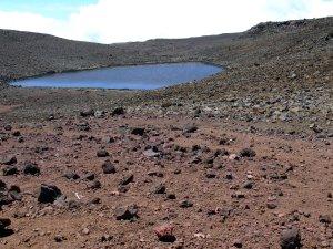 Mauna Kea summit - Lake Waiau