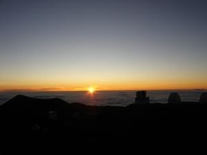 MaunaKeaSunset1
