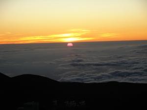 Mauna Kea Sunset 2
