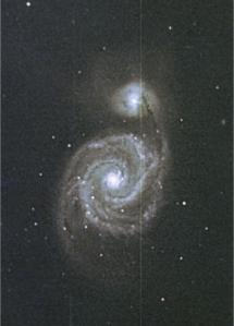 M51 RGB