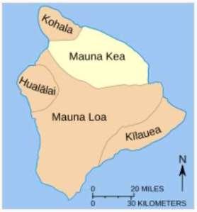 Mauna Kea Volcanoes