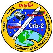 Cygnus_Orb-2_Mission_Emblem
